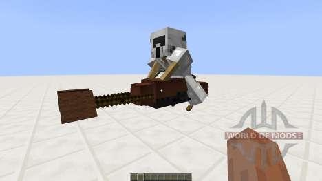 Star Wars Speederbike [1.8][1.8.8] pour Minecraft