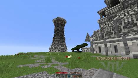 Temple of Dom pour Minecraft