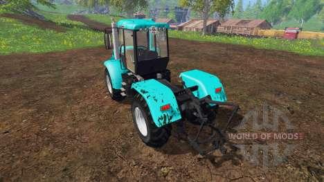 HTZ-farbigen 17222 für Farming Simulator 2015