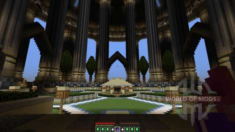 Olympus Temple pour Minecraft