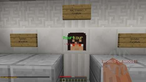 Rawrikour [1.8][1.8.8] für Minecraft