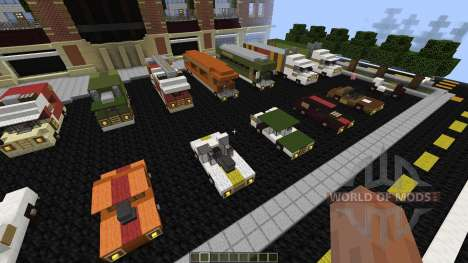 Hobo Joes Cars and stuff [1.8][1.8.8] pour Minecraft