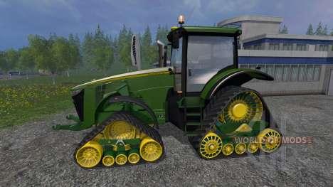 John Deere 8360R Quadtrac für Farming Simulator 2015
