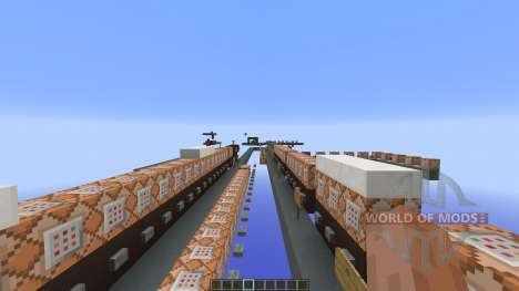 Minecraft Map a telecharger V2 Ave pour Minecraft