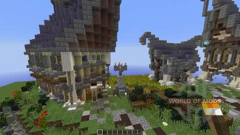 Kit PvP Map ByteCube pour Minecraft