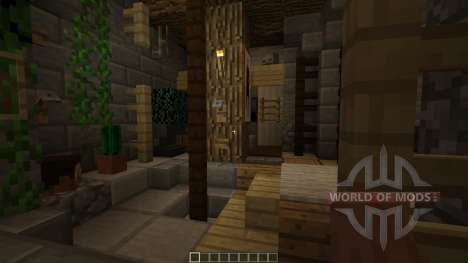 Medieval Watermill [1.8][1.8.8] pour Minecraft
