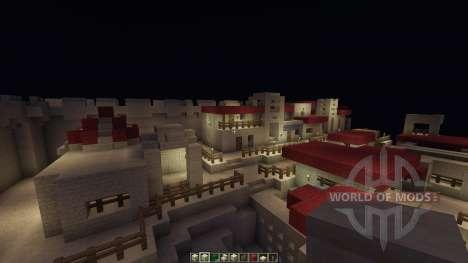 Desert city [1.8][1.8.8] für Minecraft
