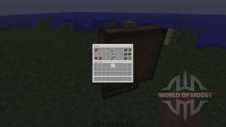 PlaneCrash Survival pour Minecraft