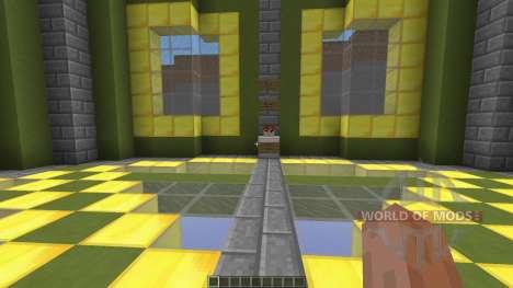 Minecraft Zombie Survival Map für Minecraft