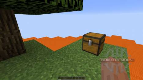 Hunterifics Skyblock Survival für Minecraft