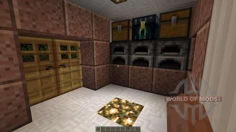 Modern Buildings pour Minecraft
