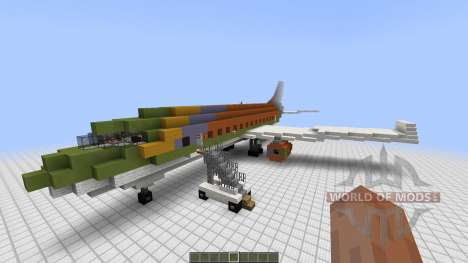 Airport Starter Pack [1.8][1.8.8] pour Minecraft