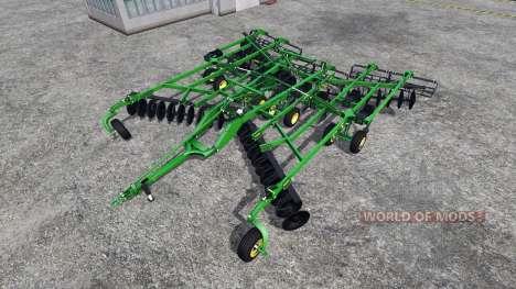 John Deere 2720 v2.0 pour Farming Simulator 2015
