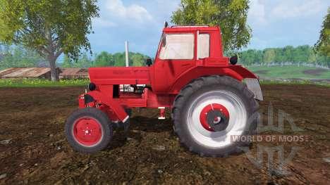 MTZ-80 rot für Farming Simulator 2015