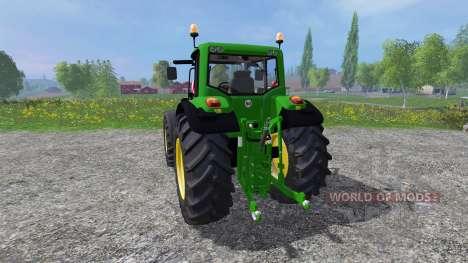 John Deere 7530 Premium für Farming Simulator 2015