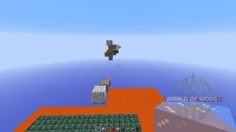 THE WORLDS HARDEST PARKOUR für Minecraft