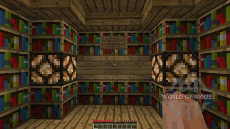 The Library pour Minecraft