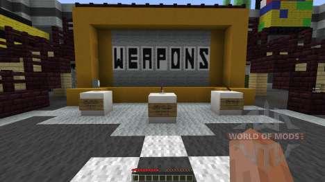 Splatoon [1.8][1.8.8] für Minecraft