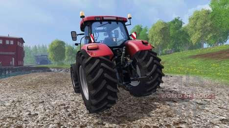 Case IH Puma CVX 215 v2.0 pour Farming Simulator 2015