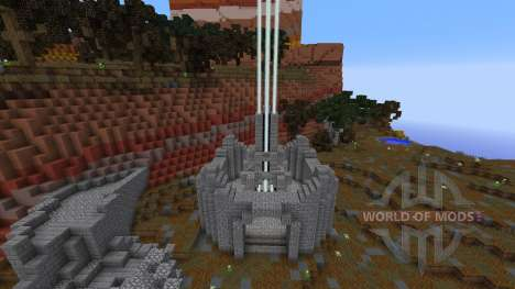 Nolrim Hold Remastered pour Minecraft