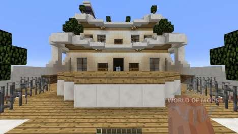 Luxury Yacht für Minecraft