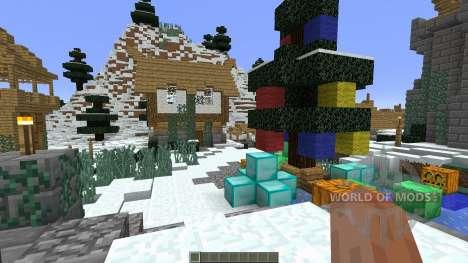 Frostfell Island pour Minecraft