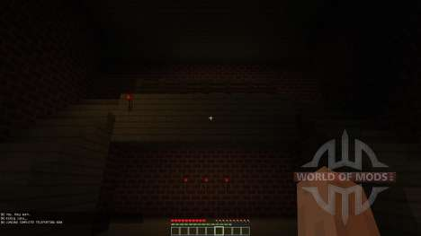 ScarredA Minecraft Horror Map pour Minecraft