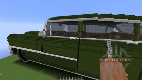 1954 Cadillac Fleetwood [1.8][1.8.8] pour Minecraft