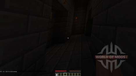 The House of Death für Minecraft
