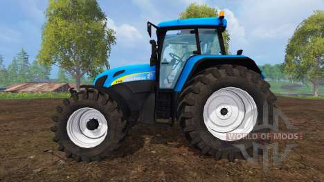 New Holland T7550 v3.0 für Farming Simulator 2015
