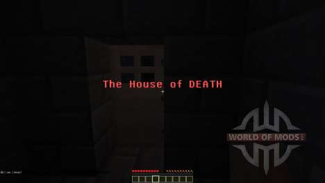 The House of Death pour Minecraft