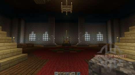 Castle and Village für Minecraft