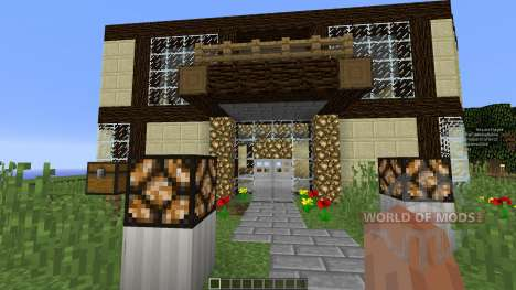 Greenwood pour Minecraft