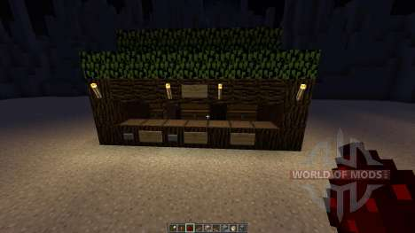 Skycity pour Minecraft