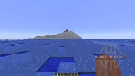 Heimdal II pour Minecraft