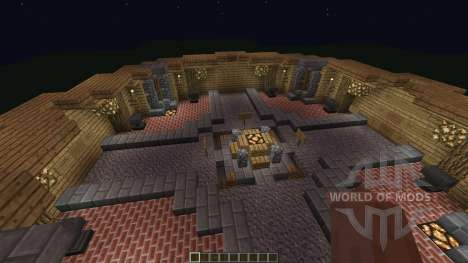 MInecraft Awesome Parkour Map pour Minecraft