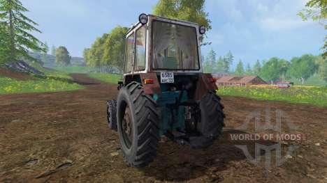 UMZ-CL v2.0 pour Farming Simulator 2015