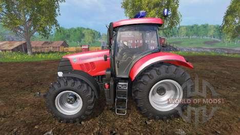 Case IH Puma CVX 160 v0.99 für Farming Simulator 2015
