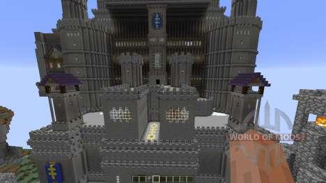 CASTLE of ARTEMICION für Minecraft