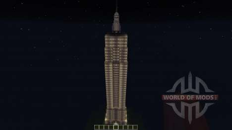 Empire State Building pour Minecraft