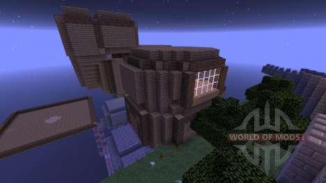 Deathmatch Arena pour Minecraft