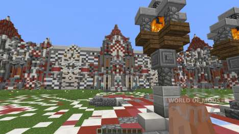 UHC Spawn Free DL pour Minecraft