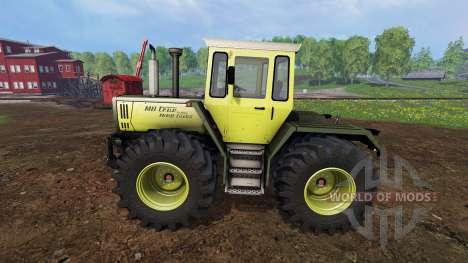 Mercedes-Benz Trac 1600 pour Farming Simulator 2015