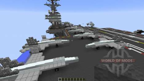 Carrier Strike Group für Minecraft