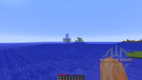 World Of Arianborn für Minecraft