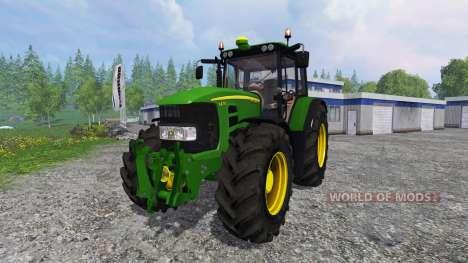John Deere 7430 Premium v2.0 pour Farming Simulator 2015