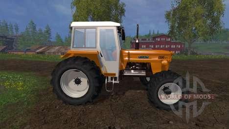 Fiat 1300 pour Farming Simulator 2015