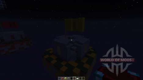 Captura A La Mapa Oasis für Minecraft