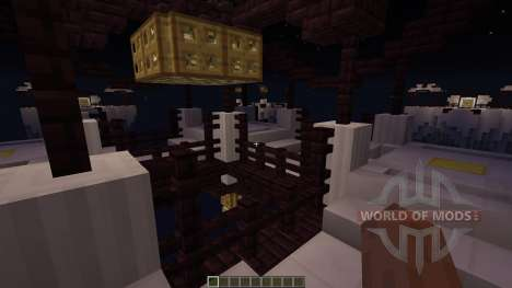 SkyIslands pour Minecraft