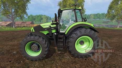 Deutz-Fahr Taurus v1.2 pour Farming Simulator 2015